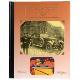 Livre nos Annees Memoire 1924