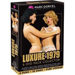 6 DVD luxure 1979