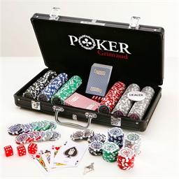 Malette Poker Grimaud 300 jetons