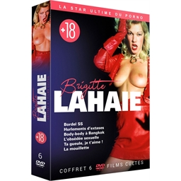 Brigitte Lahaie - Coffret 6 films