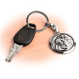 Porte-clés St-Christophe