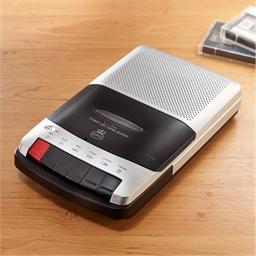 Lecteur cassette recorder
