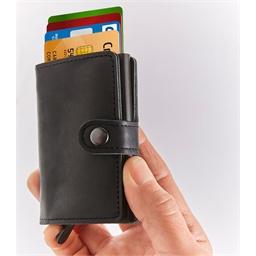 Portefeuille cartes de crédit sécurité
