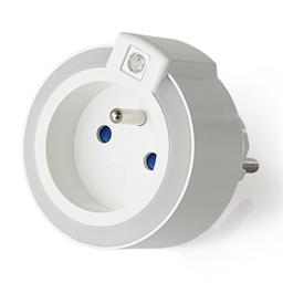 Veilleuse LED avec prise