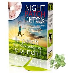 Night patch détox x10