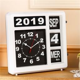 Horloge grands chiffres