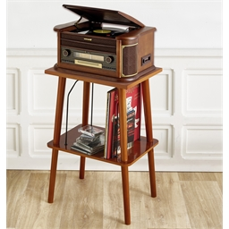 Meuble console station