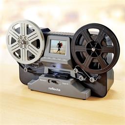 Film scanner super 8