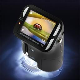 Microscope LCD