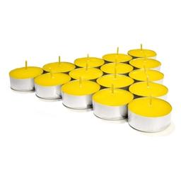 Lot de 15 ou 30 bougies citronnelle