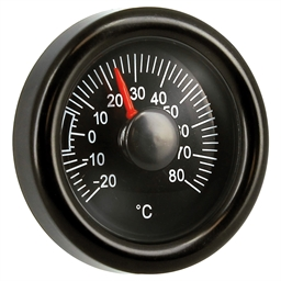 Thermomètre de voiture