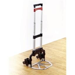 Transporteur 6 roues pliable - 60 kg