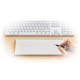 Bloc notes ordinateur