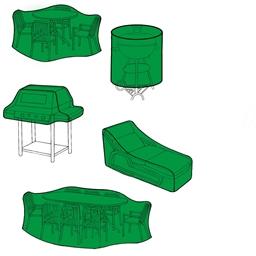 Bâche de protection : mobiliers de jardin