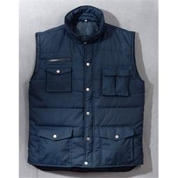 Blouson multi-poches Bleu marine