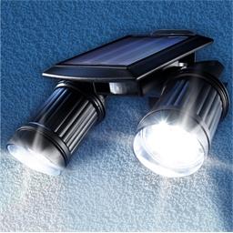 Lampe projecteur solaire