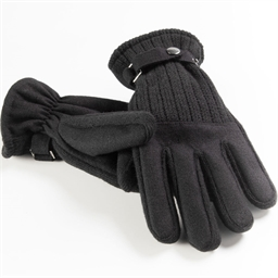 Paire de gants noir offre spéciale