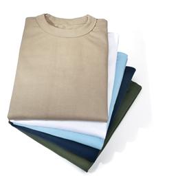Tee-shirts assortis homme : Lot de 5 - M à XXL