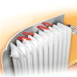 Réflecteur radiateur