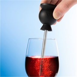 Aérateur de vin pour verres individuels