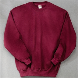 Pull sweat Bordeaux - taille M
