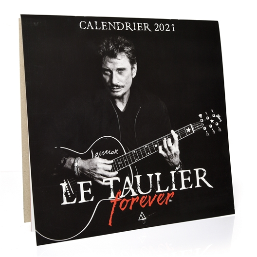 Calendrier 2021 - Le Taulier Forever