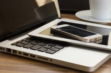 PC, tablettes et téléphonie
