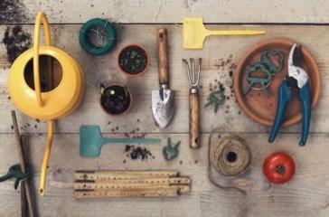 Outils et matériel de jardin
