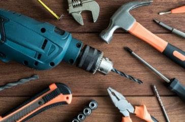 Outils et matériel de bricolage